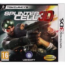 Tom Clancy's Splinter Cell 3D (Nintendo 3DS Nuevo)