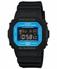 CASIO DIGITAL G-SHOCK CHRONOGRAPH WORLD TIME ALARM MEN'S WATCH DW-5600SN-1DR NEW