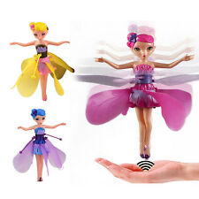 New DIY Flying Fairy Dolls for Girls Learning Education Infrared Induction Angel