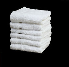 80 NEW COTTON TERRY CLOTH CLEANING TOWELS SHOP RAGS 12X12 HEAVY DUTY TOWELS