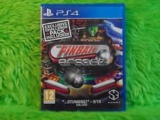 Ps4 flipper arcade 22 classic flipper tables Playstation PAL uk region free