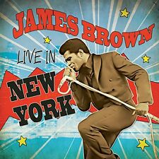 James Brown - Live in New York [New Vinyl]