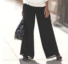 Ashro Jean Wide Leg Pant Black NEW Size 20 Women's