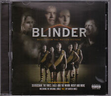 Blinder - Soundtrack - CD (MIL002 Milwaukee 2013 Australia)
