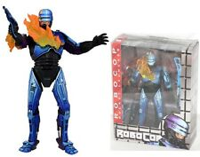 TERMINATOR vs ROBOCOP Figura Action Rocket Launcher 15cm Originale NECA Figure