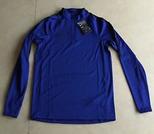 Nike Drill Squad Dri-Fit 1/4 Zip Training Top, Small, Casual Gym Running BNWT
