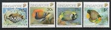 SINGAPORE MNH 1989  SG602-5 Fishes