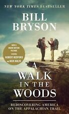 A WALK IN THE WOODS Rediscovering America on Appalachian Trail Bill Bryson  PB
