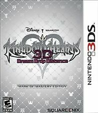 Kingdom Hearts 3D Dream Drop Distance - Collector's Edition - Nintendo 3DS, Exce