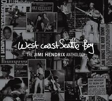 West Coast Seattle Boy: The Jimi H (2010, CD NIEUW) Deluxe ED./Digipak2 DISC SET
