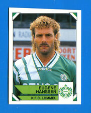 FOOTBALL 95 BELGIO Panini -Figurina-Sticker n. 224 - E. HANSSEN - LOMMEL -New