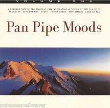 FRANCK THORE/ANDRE DELGADO - Pan Pipe Moods Volume One (UK 20 Tk CD Album)
