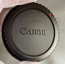 Camera body cap for Canon EOS EF series Digital Rebel 300D XTi XSi T2i T6i 60D 7