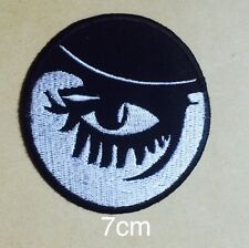 2056 Clockwork Orange Alex Eye Eyeball Patch  Embroidered Iron on Rockability