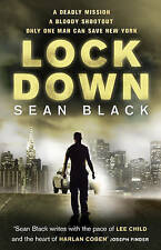 Lockdown by Sean Black (Paperback, 2010) - NEW!!