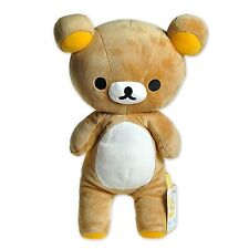San-X Rilakkuma Plush w/ Secret Pocket Doll Toy-7""