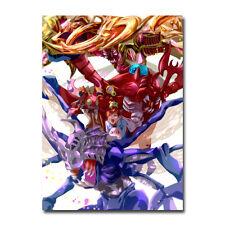 Digimon Adventure Tri Anime Art Silk Poster Picture 13x20 inches