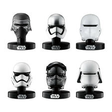 Star Wars Force Awaken EP VII Helmet Replica Collection sealed of 8 Bandai
