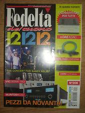 FEDELTA DEL SUONO N.206 DEL FEBBRAIO 2013 (WW)