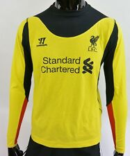 The Reds Warrior Liverpool FC 2012-2013 Goalkeeper GK Shirt SIZE Youth  XL.BOYS