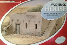 MUD-BRICK HOUSE - PERRY MINIATURES - RENEDRA - 28MM - ACW