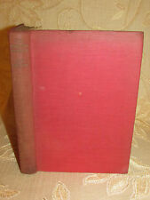 Antique Collectable Book Of The English People, D. W. Brogan - 1943