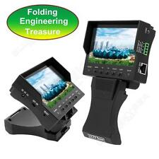 """4.3"""" TFT LCD Foldable CCTV Camera Audio Video Security Tester Cable Test Monitor"""