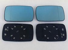 Spiegelglas Spiegel BMW 3er E46 rechts und links Limousine Touring elektrisch