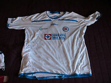 Team Cruz Azul Mens Official Soccer White Away Jersey Last Umbro Size XL 2009