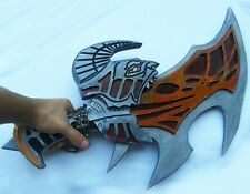 BLADES OF EXILE God of War KRATOS Swords -- Life Size Props Cosplay 1:1 Replicas