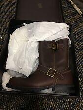 Cole Haan Air Brown Boots Mens Waterproof  Men's 9 M $288 NIB New