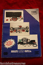 1986 Ford F-1 Pickup Obsolete Parts Inc. Catalog Anitque & Classic Ford 1948-66