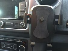 VW Amarok - Phone Holder - BLACK - Suits all phones