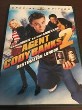 Agent Cody Banks: Destination London (DVD, 2004, Special Edition)