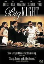 Big Night by Tony Shalhoub, Stanley Tucci, Marc Anthony, Larry Block, Caroline