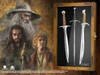 The Hobbit Letter Opener Set Sting,Orcrist & Glamdring by The Noble Collection