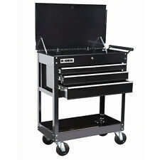 Tool Cart Rolling Storage 4 Drawers Mechanics Harbor Freight Tool Chest Lockable