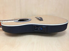 "41"" Caraya Round Back Semi-Acoustic Guitar EQ,Cut-away+Free Gig Bag SP-721CEQ/N"