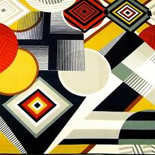 Alexander Henry Cotton Fabric, Per Yard, An Abstract by the de Leon Group
