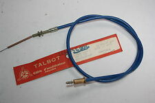 CABLE D'ACCELERATEUR SPF L/980mm...SIMCA 1100 S DE 1970 A 1972