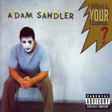 ADAM SANDLER - What's Your Name? [PA](CD 1997) Comedy EXC