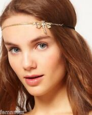 Butterfly Head Bands Sexy Head Bands Head Chains Fashion new jewellery FemNmas