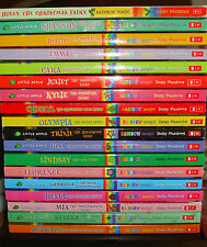 Lot 18 Rainbow Magic Special Edition Chapter Books Daisy Meadows RL 2 Scholastic