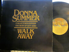 ► Donna Summer - Walk Away: Collector's Ed.: Best of 1977-1980 (Casablanca) (PL