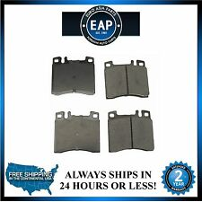 For 1992-1993 300SD 1992-1993 300SE 3.2L 3.4L Front Ceramic Disc Brake Pad New