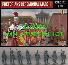 1:72 FIGUREN M109 PRETORIANS CEREMONIAL MARCH - STRELETS