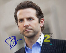 "Bradley Cooper Signed 10""x 8"" Color PHOTO REPRINT"