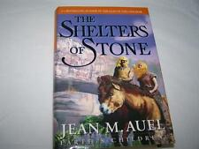 The Shelters of Stone (Earth's Children, Book 5) First Edition