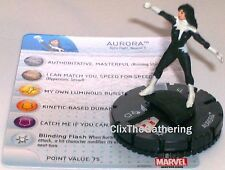 AURORA #012 #12 The Invincible Iron Man Marvel Heroclix