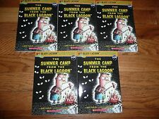 Lot 5 copies SUMMER CAMP From the BLACK LAGOON THaler/Lee GUIDED READING Lit Cir